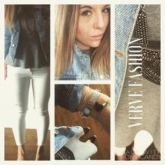 #vervefashion#blog#denimdrem#grey#silver