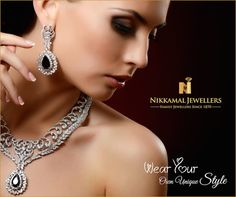 Wear your own Unique Style! Shop our exclusive range of Diamond, Gold, Polki, Kundan & Platinum Jewellery at Nikkamal Jewellers, Ludhiana & Jalandhar Showrooms. #nikkamaljewellers #gold #kundan #polki #diamond #platinum #watches #indianjewellery #jewelry