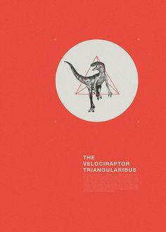 the velociraptor triangularibus