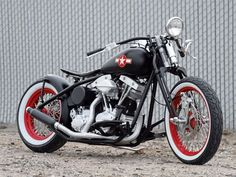 Huntington Beach Cycles Custom Bobber