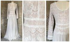 Maggie Sottero 'Deirdre Marie' £995 #maggiesottero #deirdremarie #laceweddingdress #designerweddingdressagency #sampleweddingdress #bridetobe #engaged