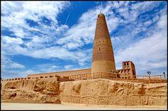 Turfan - Emin Minarett in Turfan