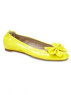 Sweet, sunny yellow!