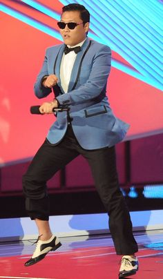Costume idea: Psy ( Trying to convince my husband to do this )