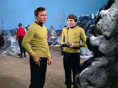 Why Star Trek's Uniforms Haven't Changed Much in 50 Years