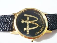 Vintage McDonald's watch by SparkleandComfort on Etsy