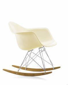 Eames RAR Chair (rocking armchair rod base) - Charles & Ray
