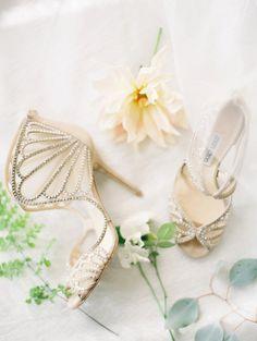 Elyse + Jack   New Orleans Wedding. Planning and Design   Elyse Jennings Weddings, Photography   Greer Gattuso Photography, Shoes   Jimmy Choo, wedding shoes, bridal shoes