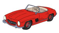 kate spade new york: a ruby car illustrated by katie evans