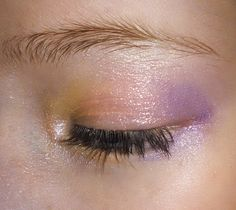 That's my lil sister's makeup