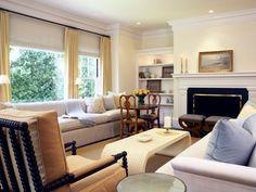 Heather Hilliard | Piedmont Living Room