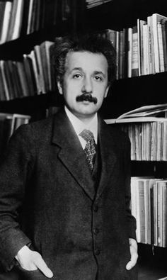 LESSON 45: Albert Einstein (1879 - 1955)    ... common sense is nothing more than a deposit of prejudices laid down in the mind before you reach eighteen.