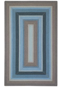 The Ombre style is a quality wool, casual rug design from Kevin OBrien and Capel Rugs. Ombre rugs have a braided construction. The sky colorway is a beautiful addition to our assortment of blue area rugs. Capel Rugs, Ombre Rug, Braided Rugs, Capel, Casual Rug, Classic Rugs, Rug Styles, Vintage Rugs, Rugs