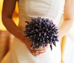 I love this lavender as a bouquet or even an accent in a bouquet - fragrant, gorgeous color, demure. Lavender Bouquet, Lavender Blue, Lavender Fields, Wedding Bride, Wedding Reception, Dream Wedding, Wedding Ideas, Bridesmaid Bouquet, Wedding Bouquets