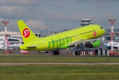 VP-BTX S7 - Siberia Airlines  Airbus A319-114 by Osdu, via Flickr