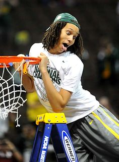 Congratulations to Brittney Griner and the entire Baylor University program for being the ladies college basketball champs again.