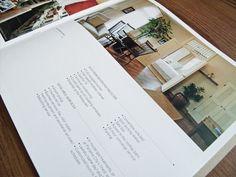 Folleto Conservatorio Hotels - Ana Pereda Design Shop