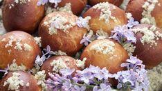 Foto: SVT Easy Snacks, Pretzel Bites, Hamburger, Muffin, Bread, Breakfast, Foods, Baby, Morning Coffee