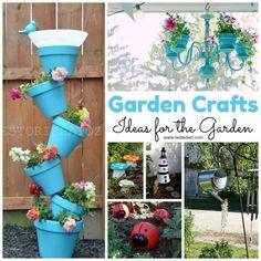 1257 Best Gardening Garden Crafts Images In 2019 Garden Crafts