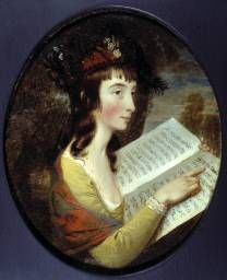 John Downman 'Miss Jackson', 1778