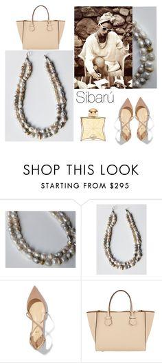 """Guapas!!!"" by sibaru ❤ liked on Polyvore featuring Christian Louboutin, Moreau, Hermès, jewels, necklace and sibaru"