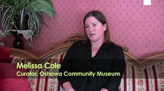 Ever wonder what happens behind the scenes of the Oshawa Museum. This video gives a rare glimpse into the behind the scenes of Henry House.