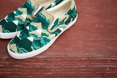 Bucketfeet Shoes on Behance