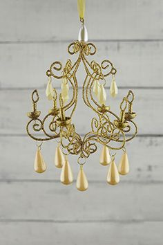Chandelier Ornament 7.5in