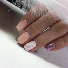 Pretty simple nail design
