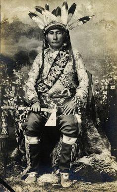 Wingard - Ojibwa - 1908