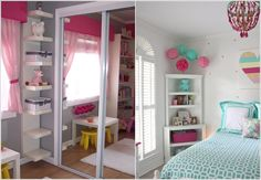 10 Clever Ways to Store More in a Small Kids' Room 9