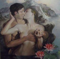 opera originale dell artista Lorenza Corpullis