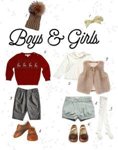 Ab heute starten wir unsere Serie: Festtags-Outfits!  Für die Kleinsten haben die tollen Girls von Kids-and-couture ein par zuckersüße Inspirationen zusammen gestellt:  http://hauptstadtmutti.de/kids/festtags-outfits-fuer-die-kleinsten