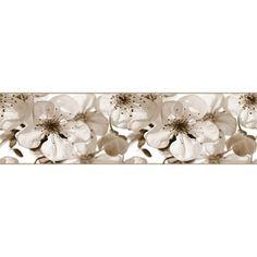 Charmaine x Matte Peel & Stick Wallpaper Border Disney Princess Free Films, Wall Borders, Peel And Stick Wallpaper, Brown And Grey, Creative, Colours, Disney Princess, Allergies, Adhesive