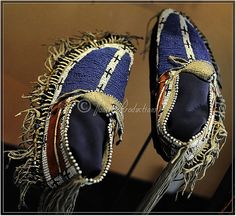 American Indian Museum - Moccasins