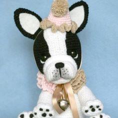 Gaspard, the French Bulldog