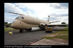 RAF Nimrod MR2 XV250