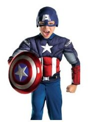 Order your Captain America Halloween Costume Today!