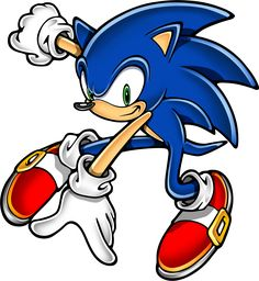 Image - Sonic Art Assets DVD - Sonic The Hedgehog - 21.png - Sonic ...