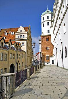The Pomeranian Dukes Castle.  - Szczecin, Zachodniopomorskie