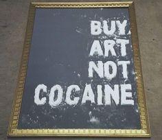 But I like cocaine ~