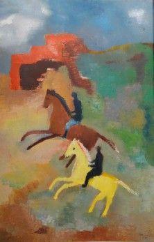 3GeneratiesWerkman2 Dutch Painters, Animals Images, Equestrian, Holiday Cards, Beast, Birds, Horses, Artist, Poster