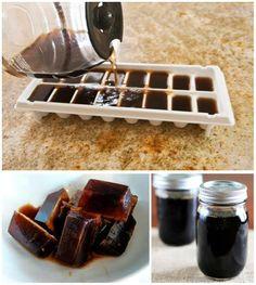 Café congelado