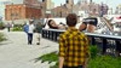 The High Line, built upon an abandoned stretch of elevated railway, opens tomorrow. Here's what it looks like. New York Photography, Travel Photography, Times Square New York, New York City Travel, High Line, Vintage New York, Little Italy, Lower Manhattan, Celebrity Travel