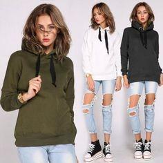 Women Loose Large Size Sweater Dress Underwear Skirt Hooded Sweater Coat In The Long Section of Long-sleeved Sweatshirts(S-XXXL)