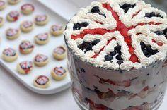 England cake