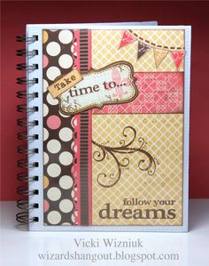 I like everything about this.  You & Me was my favorite paper pack and stamp set.