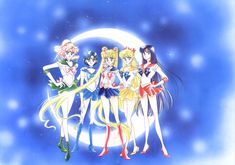 Bishoujo Senshi Sailor Moon Original Picture Collection Vol. II – Manga Style!