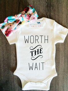Baby Girl, Newborn, Infant, Toddler, Children's, Organic, Bodysuit, Onesie:registered:, Onsie:registered:, Onezie:registered:, Tee, Layette, Headband, Top Knot, Head Wrap, Turban, Set, Combo