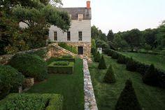 Harmonious - traditional - landscape - new york - Doyle Herman Design Associates